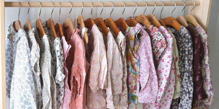 Liberty-Blusen für Mädchen
