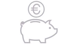 Auszahlung ins Sparschwein