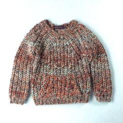 Antik Batik Strick-Pullover