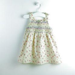 Baby Baby Smok-Kleid