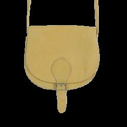 Handgefertigte Leder-Tasche
