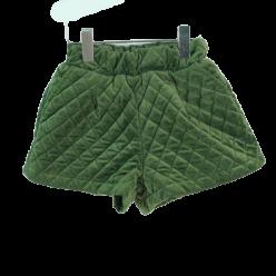 Bora Bora Samt-Shorts