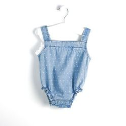 Barbouillage Jeans-Romper