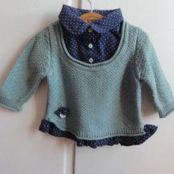 Baynas 2-in-1-Pullover