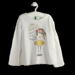 Benetton Langarmshirt