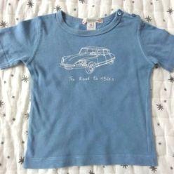 Bonpoint Auto-T-Shirt