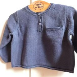 Bonpoint Strick-Pullover