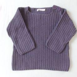 CFK Grobstrick-Pullover