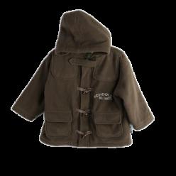 British School Fleece Duffle Coat