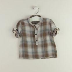 Ultraweiches Musselin-Hemd