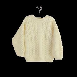 Handmade Wollpullover