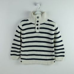 BabyGap maritimer Strick-Pullover