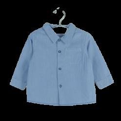 Benetton Streifen-Hemd