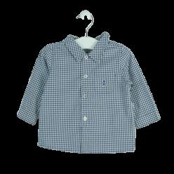 Benetton Vichy-Hemd