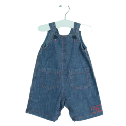 Il gufo Jeans-Latzhose