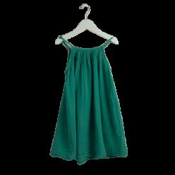 N°74 Musselin-Kleid