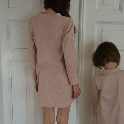 NEU! Gray Label Kleid nude