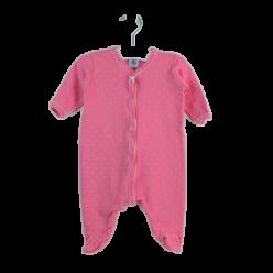 Petit Bateau Pünktchen-Pyjama