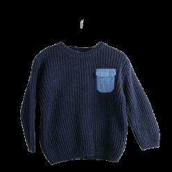 Boutchou Strick-Pullover