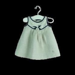 Artesania Amaya Leinen-Kleid