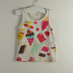 Süßes Eis-Shirt