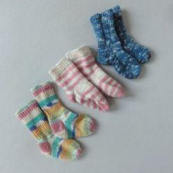 Handmade Woll-Socken