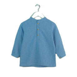 Birinit Petit Vichyhemd