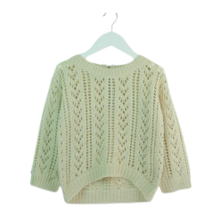 American Outfitters Ajour-Pullover