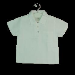 Schuss Kid Leinen-Hemd