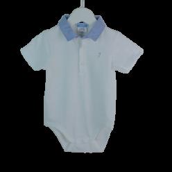 Jacadi Shirt-Body Hemdkragen