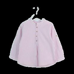 Laranjinha Streifen-Hemd