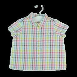 Bonpoint Hemd buntkariert
