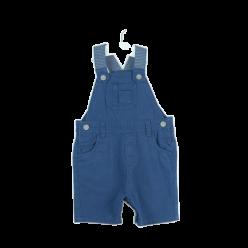 Mothercare dunkelblaue Latz-Shorts