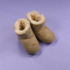 Lammfell-Stiefelchen