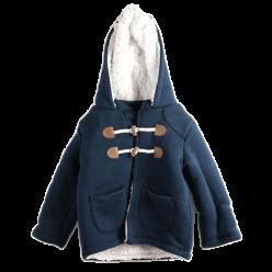 Jacke im Duffle-Coat-Stil
