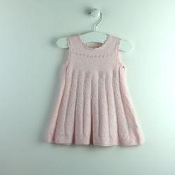 Allerliebstes Strick-Kleid