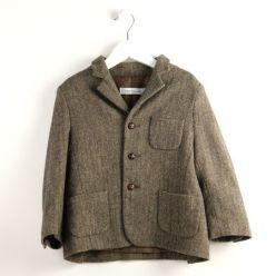 Pili Carrera Tweed-Jacke