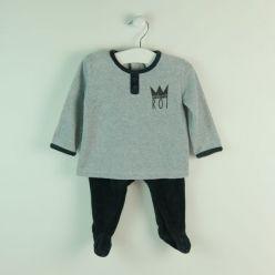 La Redoute Velours-Pyjama