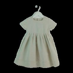Arthur et Félicie Leinen-Kleid