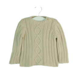 A l'heure anglaise Strickpullover