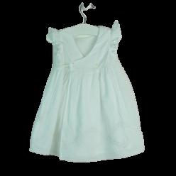 C de C weißes Kleid & Bloomer