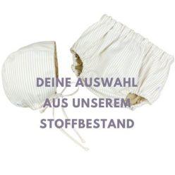 NEU! out of your blue Set aus Stoff Deiner Wahl (gefüttert)