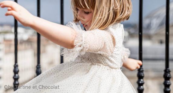 Tartine et chocolat Kleid