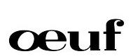 Oeuf NYC logo